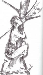 La belle-mère ogresse