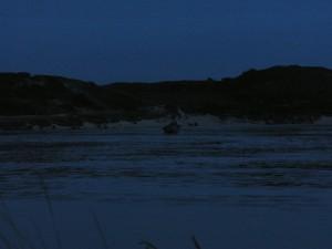 La barque du passeur