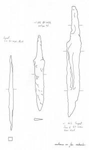 lames de couteaux