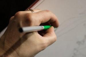 porte-crayon ou allonge-crayon
