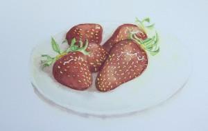 fruits rouge de plaisir...
